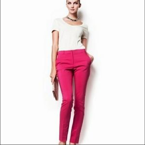 H&M Fiery Pink Pant NWOT